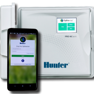 Hydrawise Wi-Fi Controller: Complete Control of your Irrigation System at the Touch of a Screen